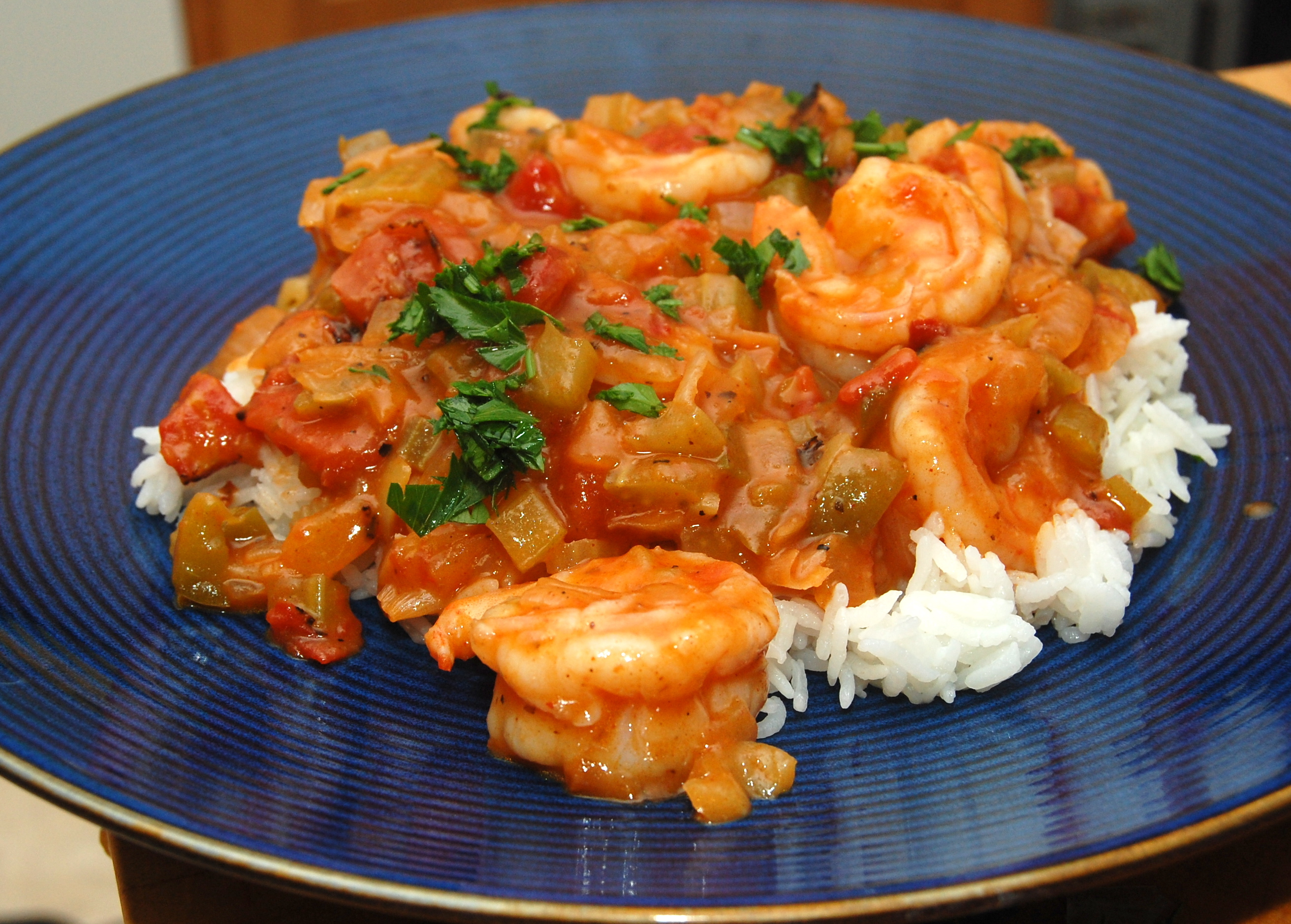 Shrimp Etouffee | CSA for Three